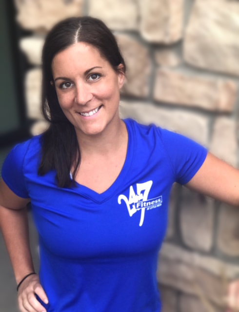 Tracy Stolle - ACE Certified Personal Trainer & Nutrition Coach